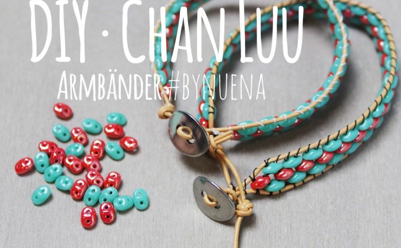 DIY · Chan Luu Armband mit Super Duo #bynuena