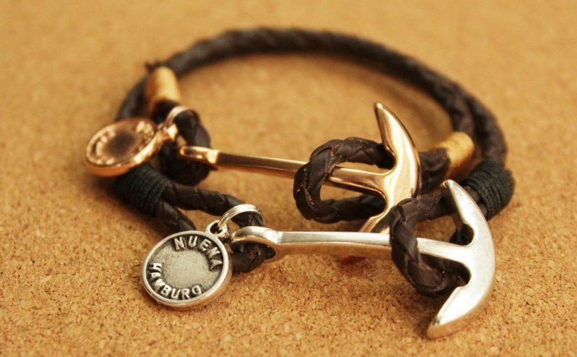 DIY: Wickelknoten für Ankerarmbänder
